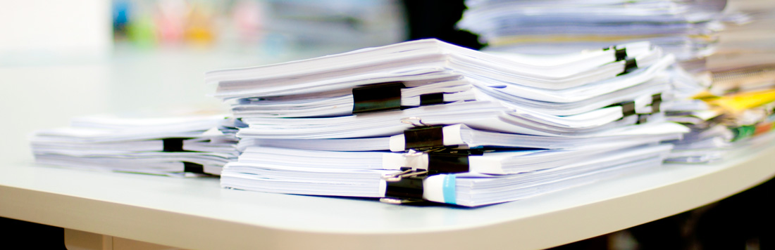 картотека с документами
